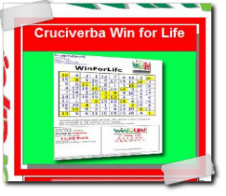 cruciverba al winforlife